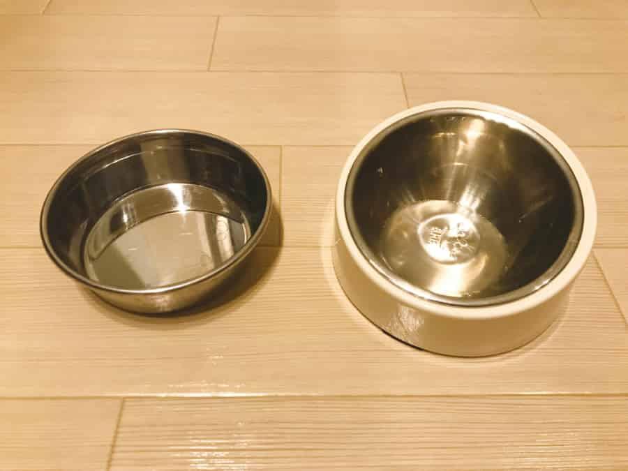 イタグレの飼育に必要な犬用食器